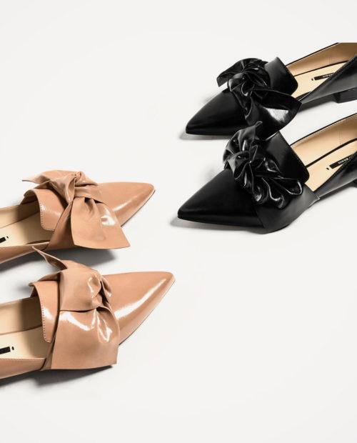 احدث صيحات الأحذية لربيع وصيف 2017