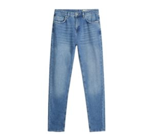 تنسيق بنطلون ال Mom Jeans